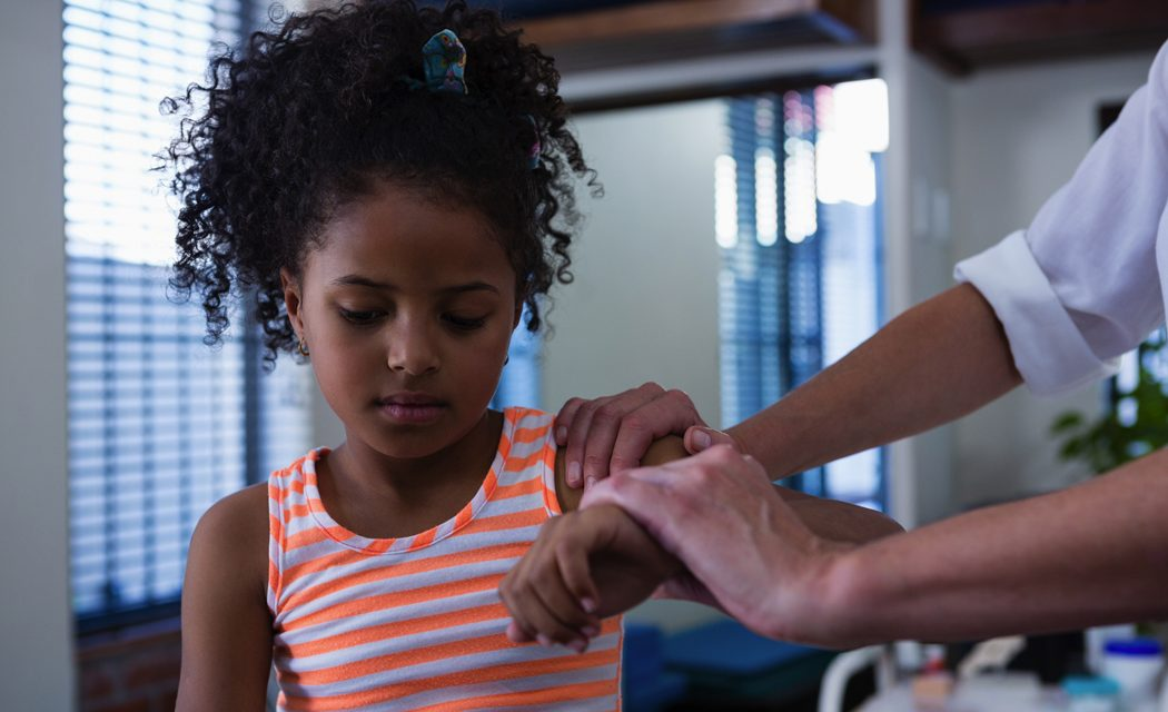 Pediatric Massage: A Glimpse at Providing Pain Relief at a Hospital Setting