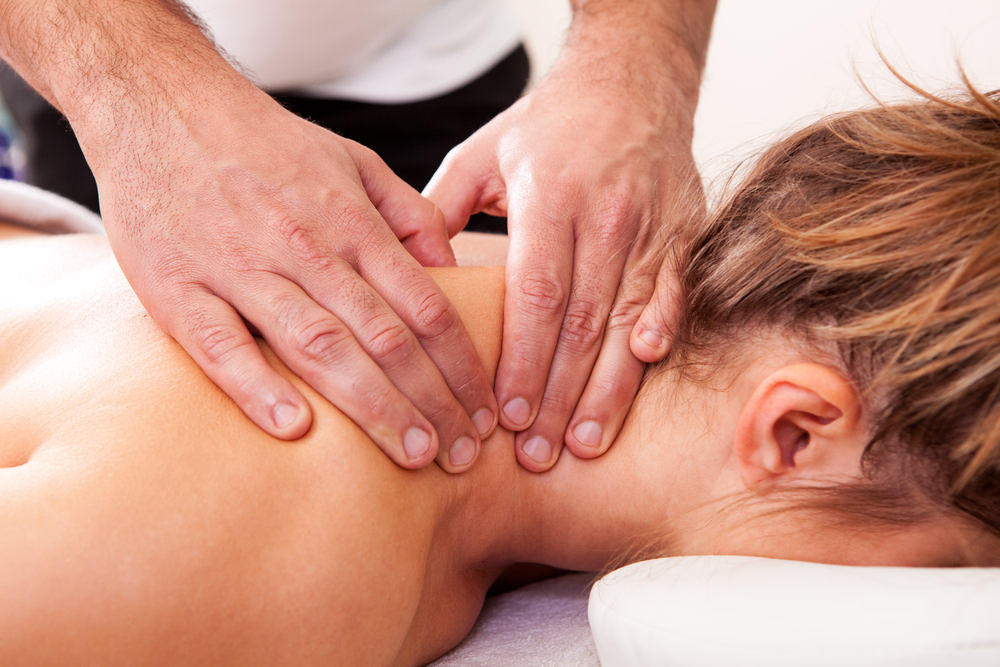 massage therapy stress trauma